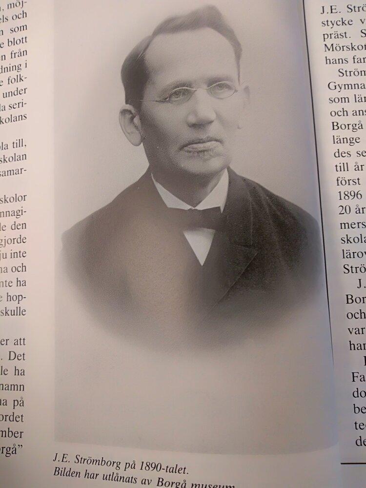 J.E. Strömborg